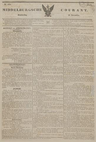 Middelburgsche Courant 1843-12-28