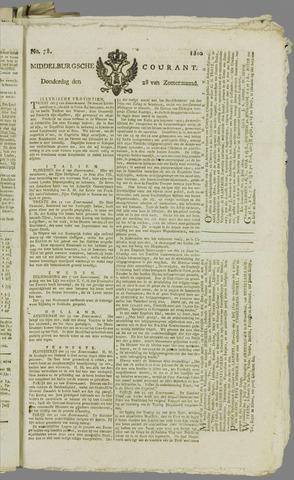 Middelburgsche Courant 1810-06-28