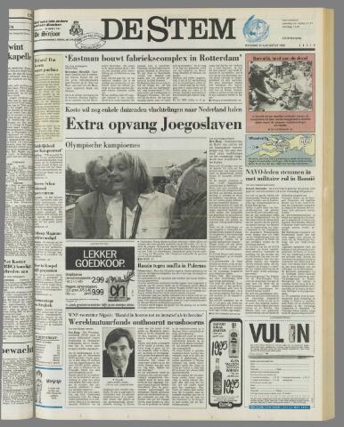 de Stem 1992-08-11