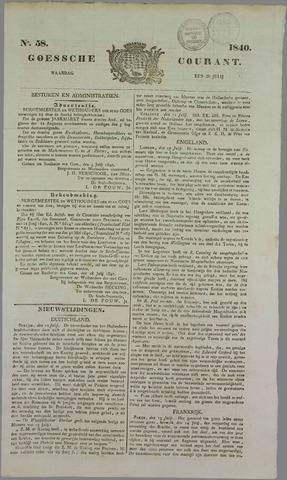 Goessche Courant 1840-07-20