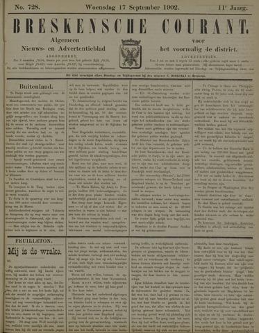 Breskensche Courant 1902-09-17