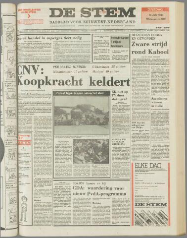 de Stem 1980-06-10