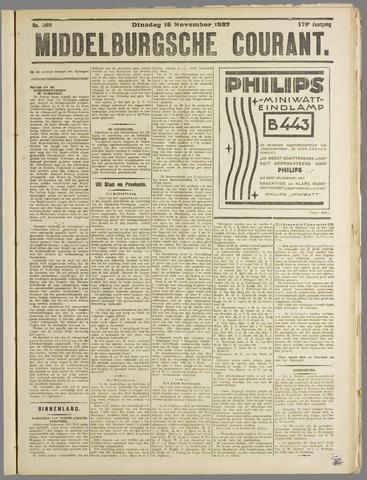 Middelburgsche Courant 1927-11-15