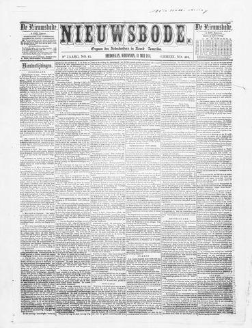Sheboygan Nieuwsbode 1858-05-11