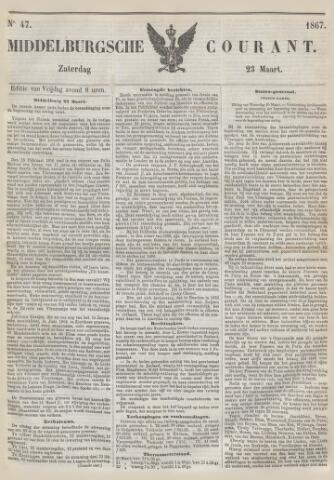 Middelburgsche Courant 1867-03-23
