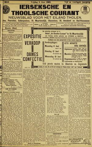 Ierseksche en Thoolsche Courant 1928-06-08