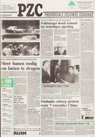 Provinciale Zeeuwse Courant 1989-06-23