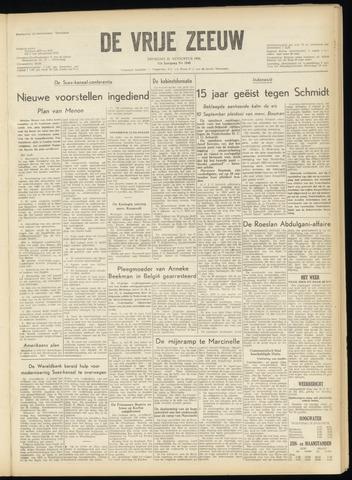 de Vrije Zeeuw 1956-08-21