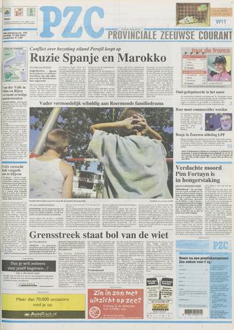 Provinciale Zeeuwse Courant 2002-07-13