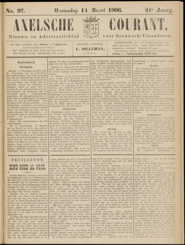 Axelsche Courant 1906-03-14