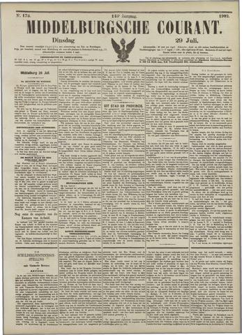 Middelburgsche Courant 1902-07-29