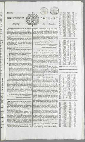 Zierikzeesche Courant 1824-12-14