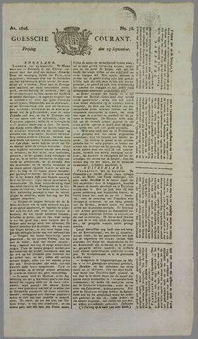 Goessche Courant 1826-09-29