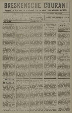 Breskensche Courant 1925-03-04