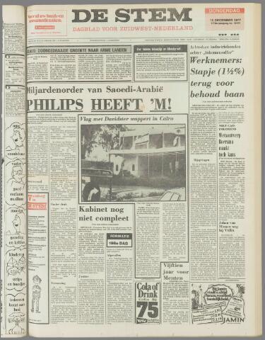 de Stem 1977-12-15