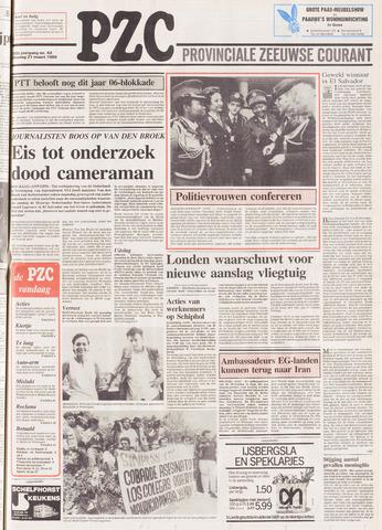 Provinciale Zeeuwse Courant 1989-03-21