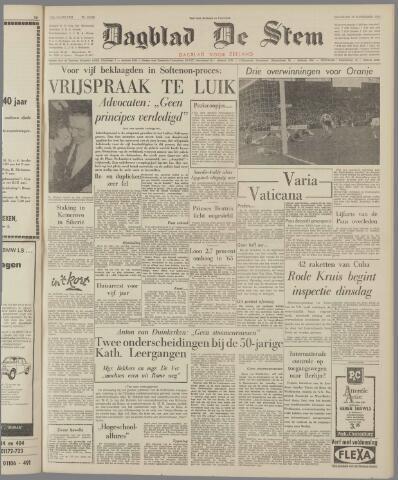 de Stem 1962-11-12