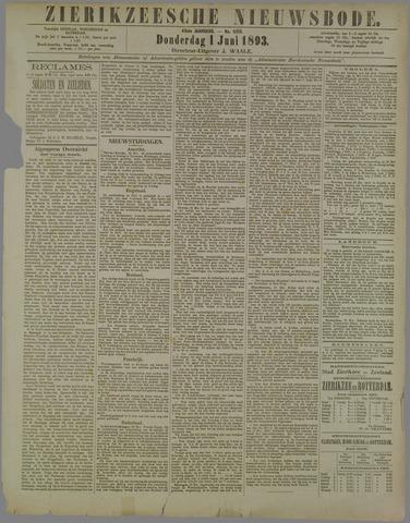 Zierikzeesche Nieuwsbode 1893-06-01