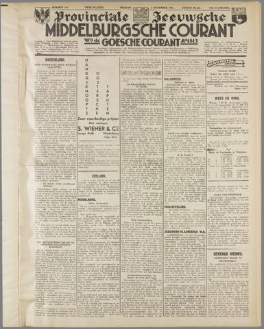 Middelburgsche Courant 1935-11-01