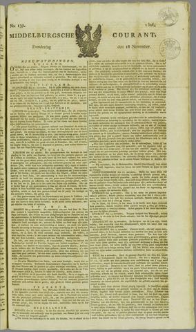 Middelburgsche Courant 1824-11-18