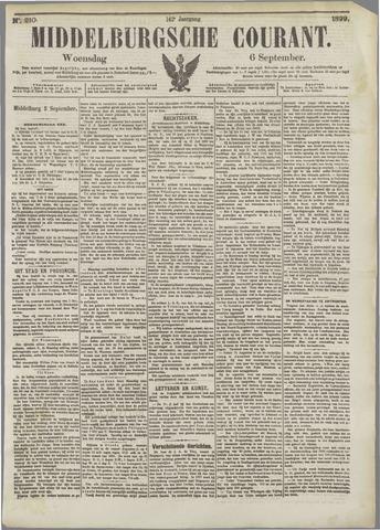 Middelburgsche Courant 1899-09-06