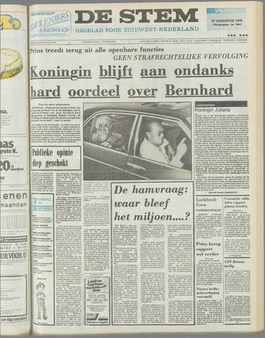 de Stem 1976-08-27