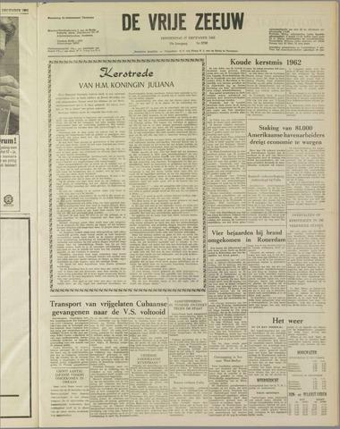 de Vrije Zeeuw 1962-12-27