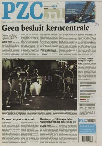Provinciale Zeeuwse Courant 2008-09-12