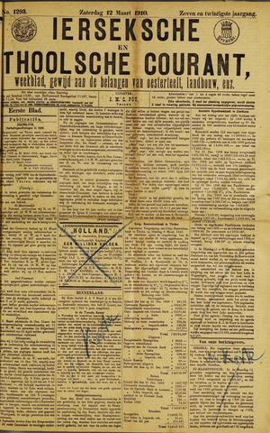 Ierseksche en Thoolsche Courant 1910-03-12