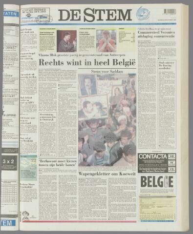 de Stem 1994-10-10