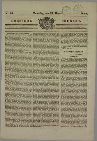 Goessche Courant 1843-03-27