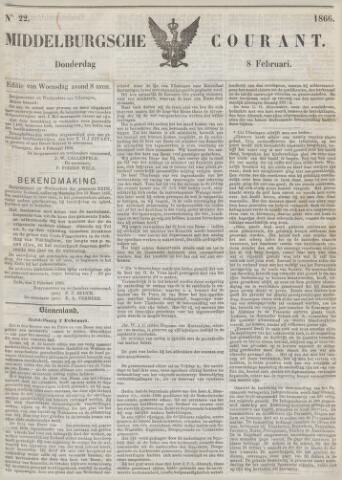 Middelburgsche Courant 1866-02-08
