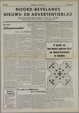 Noord-Bevelands Nieuws- en advertentieblad 1980-01-10