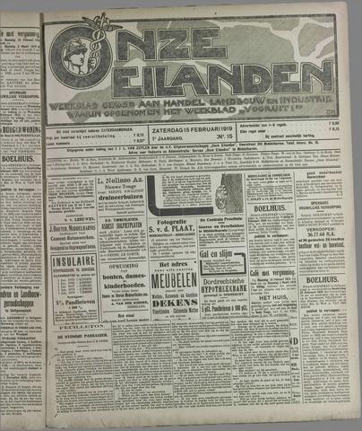 Onze Eilanden 1919-02-15