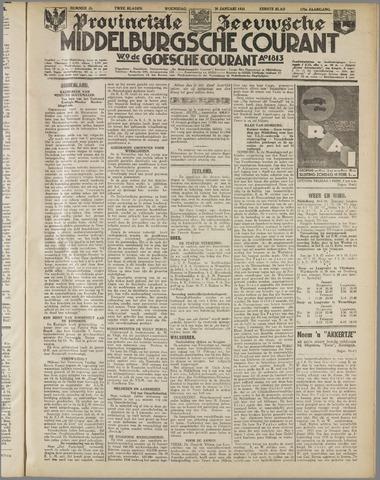 Middelburgsche Courant 1935-01-30