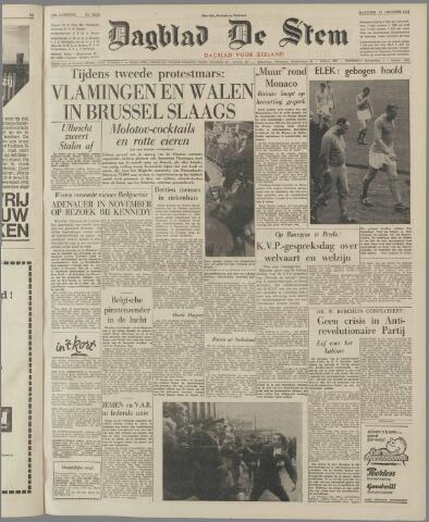 de Stem 1962-10-15