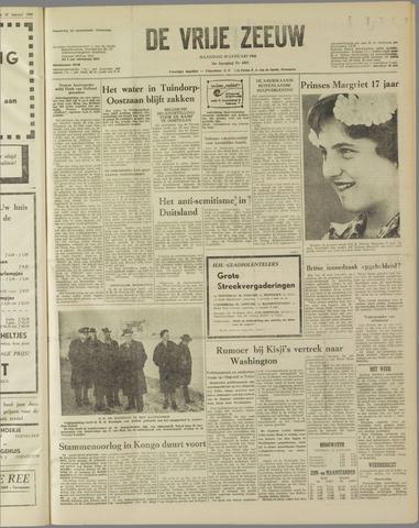 de Vrije Zeeuw 1960-01-18