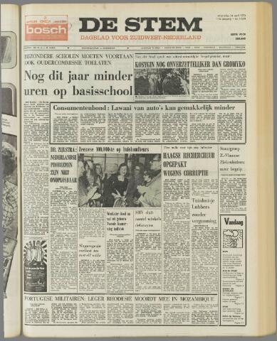 de Stem 1974-04-24