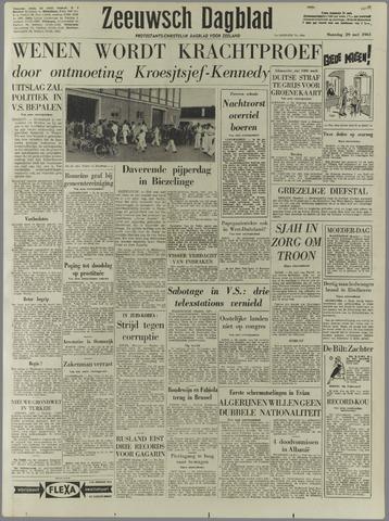 Zeeuwsch Dagblad 1961-05-29