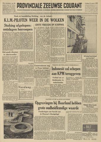 Provinciale Zeeuwse Courant 1958-03-21