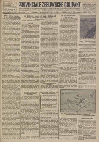 Provinciale Zeeuwse Courant 1942-09-02
