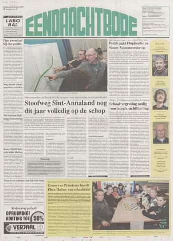Eendrachtbode (1945-heden)/Mededeelingenblad voor het eiland Tholen (1944/45) 2012-01-26