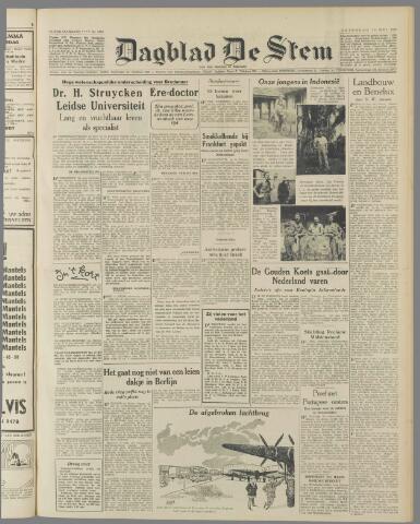 de Stem 1949-05-14