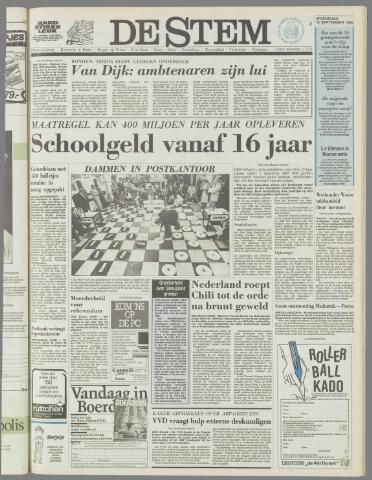 de Stem 1986-09-10