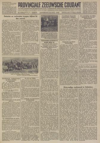 Provinciale Zeeuwse Courant 1942-08-22