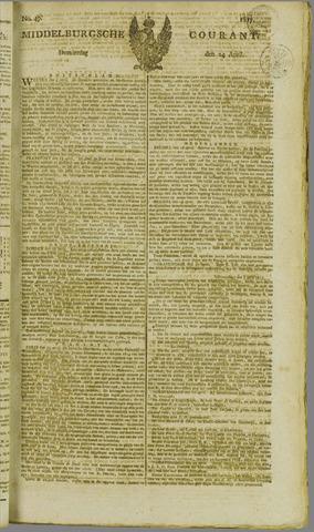Middelburgsche Courant 1817-04-24