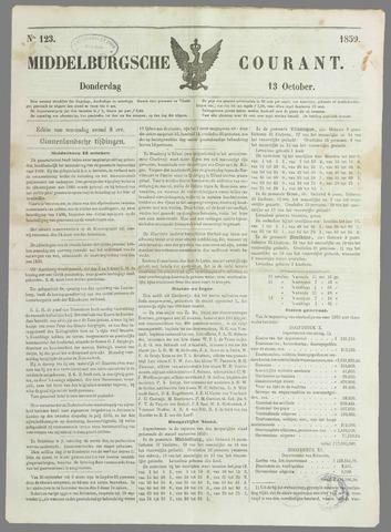 Middelburgsche Courant 1859-10-13