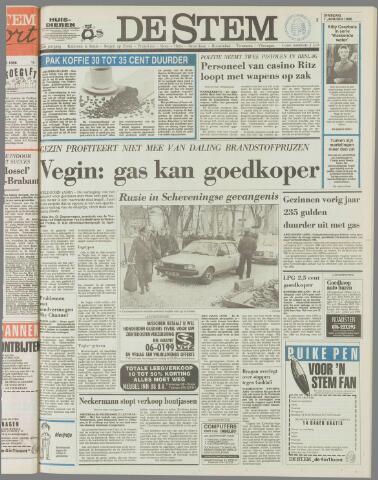 de Stem 1986-01-07
