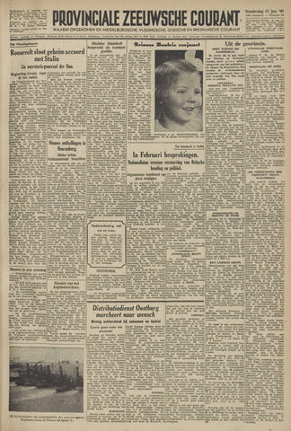 Provinciale Zeeuwse Courant 1946-01-31