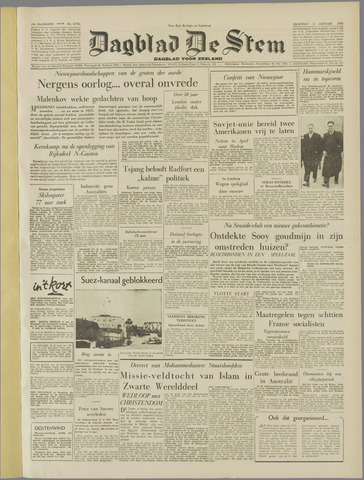 de Stem 1955